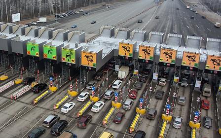 Первая платная дорога в Украине появится в конце следующего года