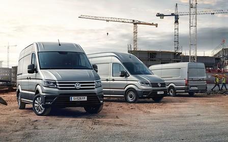 Volkswagen Crafter - уже рік на службі бізнесу в Україні.