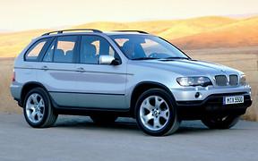 Дедушка, домой! BMW объявила отзыв почти 800 X5 первого поколения