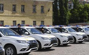 Полиция Украины потратит еще 112 млн.грн на «гибриды»