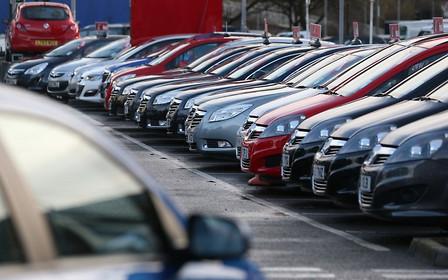 Какие новые авто покупают киевляне в 2018-м?