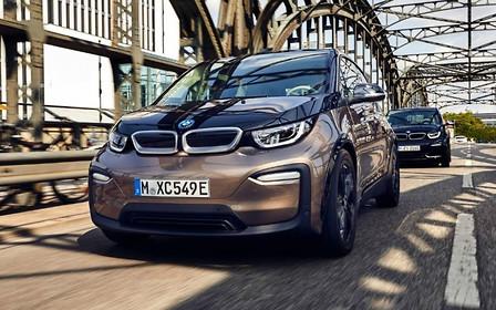 Дальше будешь: запас хода BMW i3 увеличили еще на 60 км