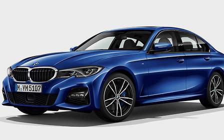 Во всей красе: BMW «случайно» рассекретила «трешку» нового поколения