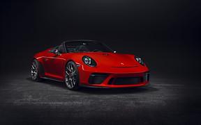Porsche 911 Speedster выпустят ограниченным тиражом
