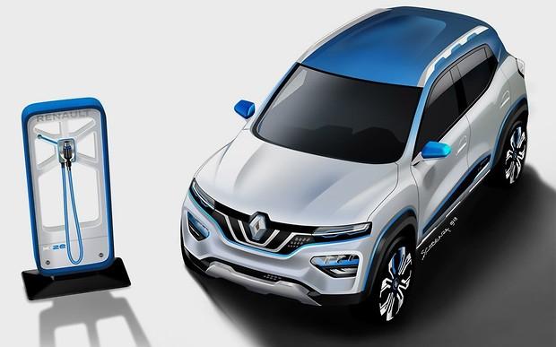 Renault запустит в серию электрокар за 20 тыс евро в 2019 году