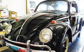 54-летний Volkswagen Beetle оценили в $1 000 000