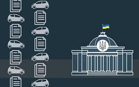 Растаможка авто: позиция министерств по законопроекту №8487