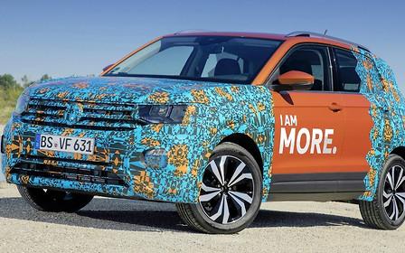 За каменной стеной: Volkswagen T-Cross станет самым безопасным авто в классе. ВИДЕО