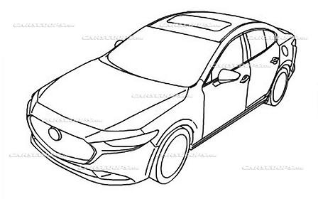 Новое поколение Mazda3 будет готово в ноябре