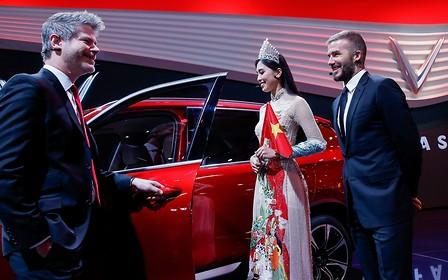 BMW на в'єтнамський лад: Бекхем відкрив чимало нового