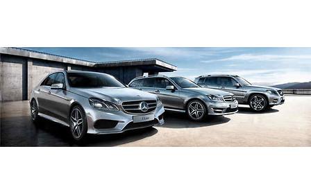 Специальное предложение на автомобили C-Class, E-Class, GLA-Class, GLC Coupe, GLE Coupe, GLE SUV, A-Class, GLC SUV и GLS