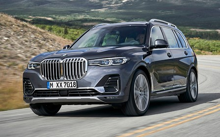 BMW X7: є перші офіційні фото!