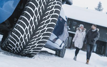 Nokian Tyres представила в Украине сразу три зимних шины
