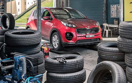 Як вибрати «правильні» шини для кросовера або SUV