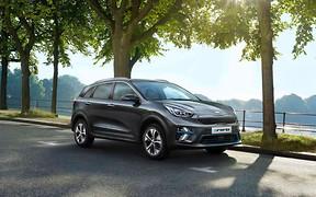Автомобиль недели: KIA e-Niro