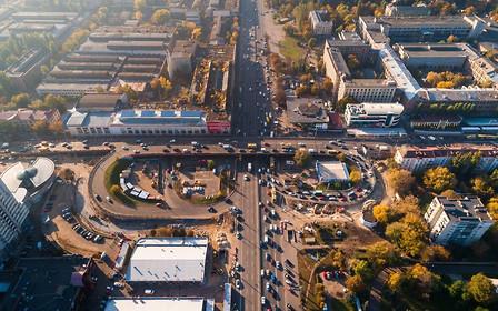 Полного перекрытия движения транспорта на Шулявке не будет - мэр Виталий Кличко.