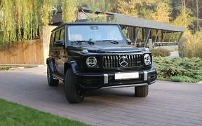 «Гелик» с сопровождением. Mercedes-Benz представил в Украине сразу 4 новые модели