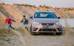 Тест-драйв SEAT Ibiza: Меньше спорта