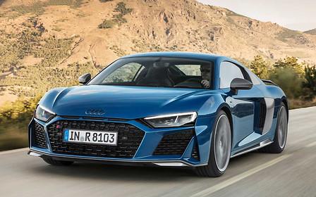 Чего тянуть? Audi рассекретила новый R8
