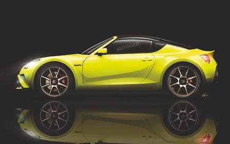 Toyota MR2 может возродиться в качестве электромобиля