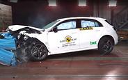 Краш-тесты: в EuroNCAP разбили новые Mercedes A-Class, Lexus ES, Mazda6, и Hyundai Nexo. ВИДЕО