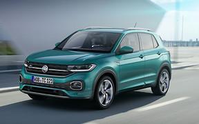 Самый доступный кроссовер Volkswagen представили официально