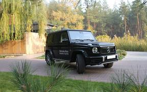 Автомобиль недели: Mercedes-Benz G-Класса