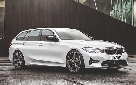 Универсал BMW M3? Снова здравствуйте…