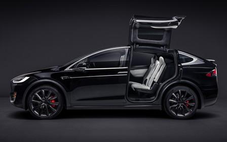 Что не так с Tesla Model X? Электрический кроссовер попал в список самых ненадежных машин