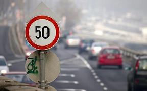 ВНИМАНИЕ! Ездить в Киеве быстрее 50 км/час уже нельзя