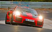 Спорткар Porsche установил новый рекорд Нюрбургринга. ВИДЕО