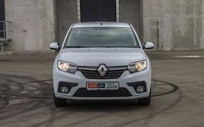Тест-драйв Renault Logan