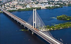 ВНИМАНИЕ! Южный мост в Киеве перекроют больше, чем на месяц