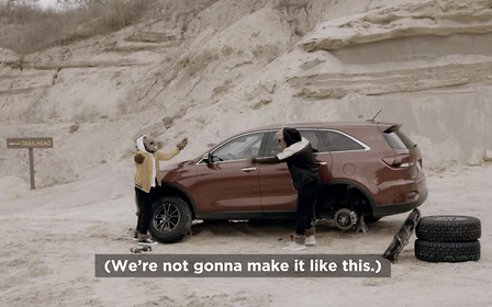 Рекламные войны. Jeep «зверски» потроллил Kia Sorento