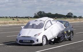 Краш-тесты. Как проверяют безопасность беспилотных авто? ВИДЕО