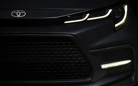 Какой станет Toyota Corolla нового поколения? Первое изображение