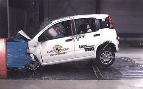 Стыд и срам. Jeep Wrangler и Fiat Panda провалили краш-тесты. ВИДЕО