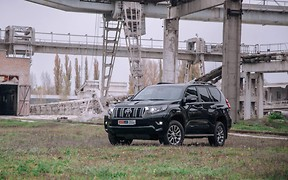 Тест-драйв Toyota Land Cruiser Prado: Авторитет