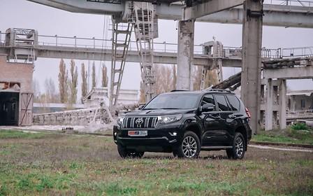 Тест-драйв Toyota Land Cruiser Prado: Авторитет