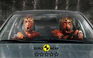 Пять - ноль. 8 новых машин прошли краш-тесты EuroNCAP.