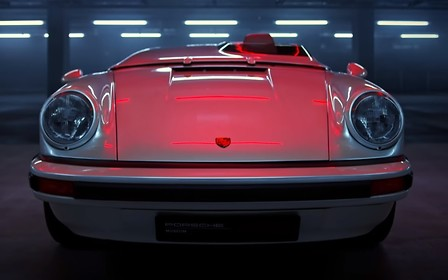 Агенты 911. 5 самых секретных прототипов Porsche. ВИДЕО