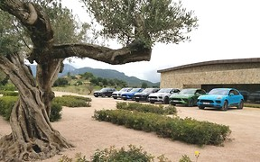 Тест-драйв Porsche Macan S: Ваш квиток