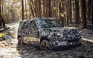 Почему такой борзый? В Сети показали новый Land Rover Defender