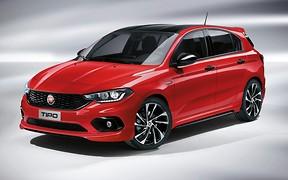 Fiat Tipo Sport попробует понравиться молодежи