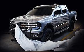 Ranger или F-150? Неизвестный пикап Ford рассекретили в Сети