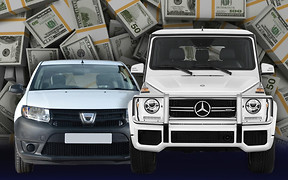 «Свижепригнанные»: самые дешевые и самые дорогие автомобили, растаможенные за три прошедших месяца