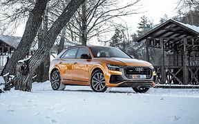 Тест-драйв Audi Q8