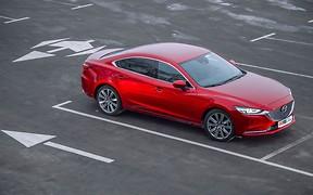 Тест-драйв Mazda6. Бойовий макіяж