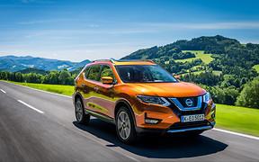 Nissan X-Trail получит новые моторы и роботизированную КПП