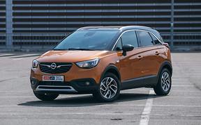 Тест-драйв Opel Crossland X. Спритність рук